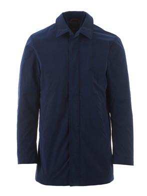 FAY - BLUE DUSTER COAT