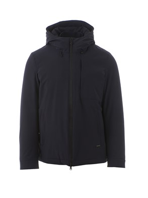 WOOLRICH - GIACCA BLU NAVY