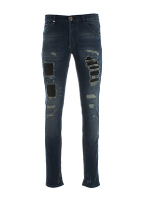PHILIPP PLEIN - SLIM FIT FASHION SHOW JEANS