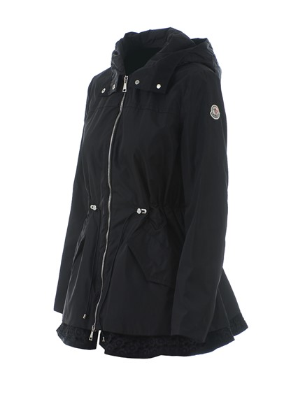 MONCLER BLACK LOTUS JACKET