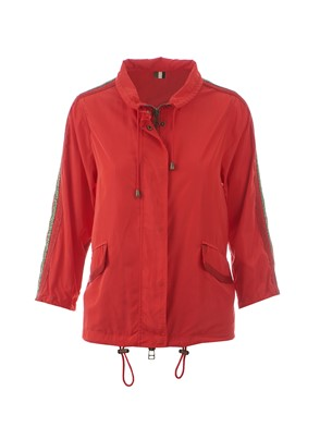 CHAMONIX - RED ANAIS GLAM JACKET