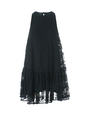 ERMANNO SCERVINO - BLACK LACE DRESS