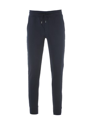 MONCLER - BLUE SWEATPANTS