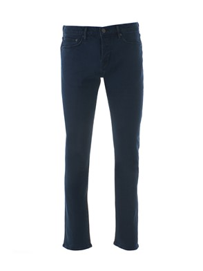 BURBERRY - BLUE STRAIGHT JEANS