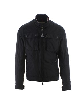 MONCLER - GIACCA LEVENS 999 NERO