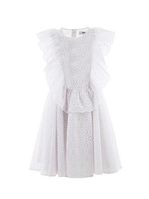 MSGM - WHITE DRESS