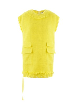 MSGM - YELLOW DRESS
