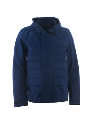 PEUTERY ICON - BLUE DOWN JACKET