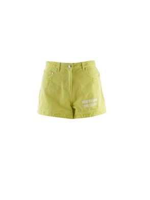 MSGM - YELLOW SHORTS