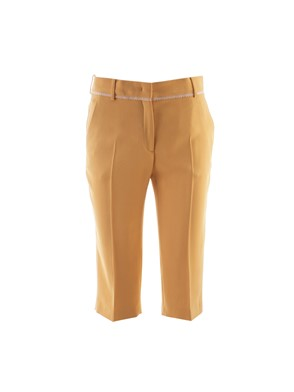 N21 - YELLOW BERMUDA SHORTS