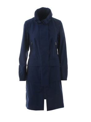 PEUTERY ICON - BLUE SHAKA DUSTER COAT