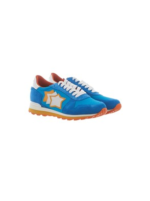 ATLANTIC STAR - LIGHT BLUE SIRIUS SNEAKERS