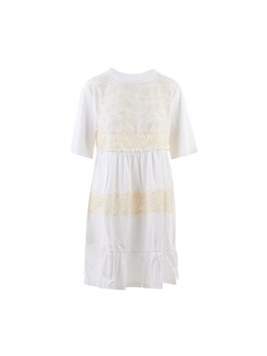 SEE BY CHLOE' - WHITE DRESS