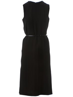 MAX MARA - BLACK UDINE DRESS