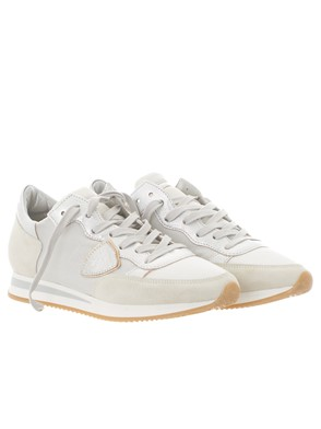 PHILIPPE MODEL - WHITE TROPEZ HIGH SNEAKERS