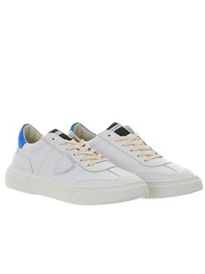 PHILIPPE MODEL - WHITE BALU TEMPLE SNEAKERS