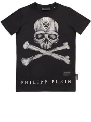 PHILIPP PLEIN - T-SHIRT NERA