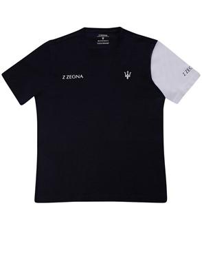 Z ZEGNA - T-SHIRT VP372 ZZB640 6Y4