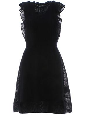 M MISSONI - BLACK KNIT DRESS