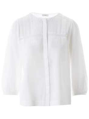 CLOSED - WHITE HAZEL SHIRT