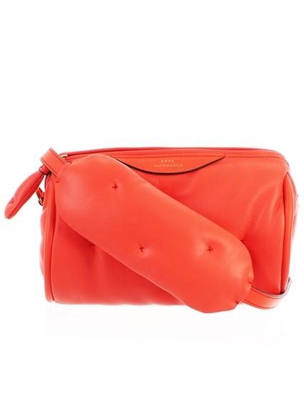 Chubby Barrel bag - Yellow & Orange Anya Hindmarch 5kfb9fYtkX