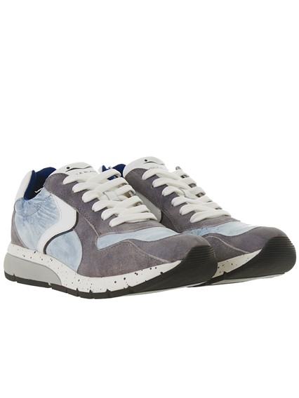 VOILE BLANCHE GREY LENNY SNEAKERS
