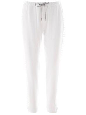 ELEVENTY - WHITE PANTS
