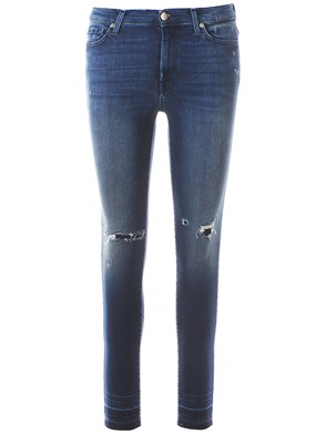 SEVEN FOR ALL MANKIND - JEANS SWZU580WU HW SKINNY