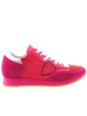 PHILIPPE MODEL - PINK SNEAKERS