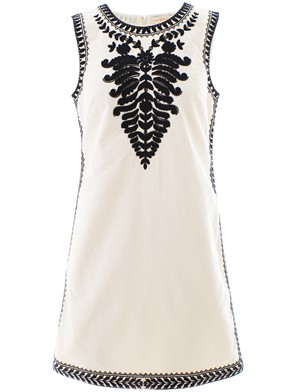 TORY BURCH - WHITE DRESS