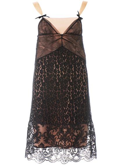 N21 BLACK DRESS