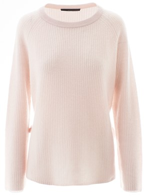 360 CASHMERE - PINK SWEATER