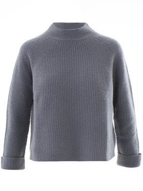 360 SWEATER - GREY SWEATER
