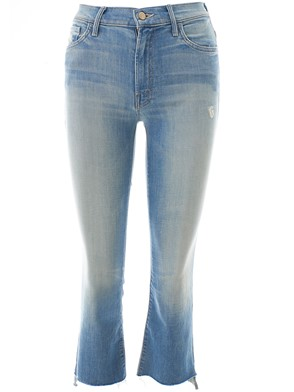 MOTHER - JEANS BLU