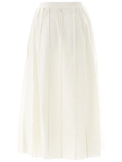SEE BY CHLOE' WHITE SKIRT