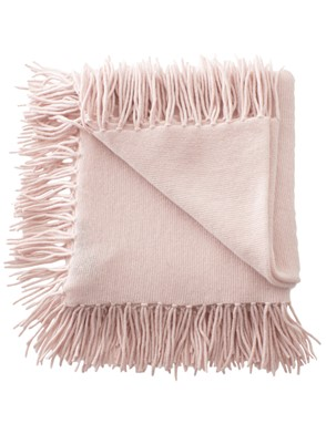 360 SWEATER - PINK SCARF