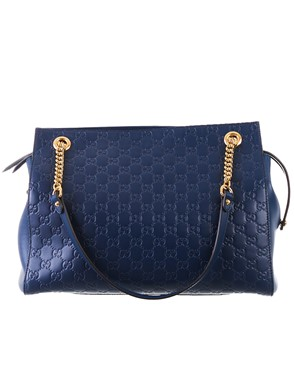 GUCCI - BLUE BAG