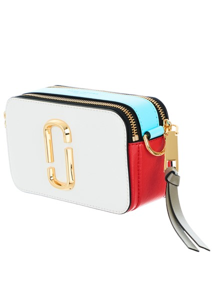 85adcddc4f0 marc jacobs LIGHT BLUE SNAPSHOT BAG available on lungolivigno.com ...