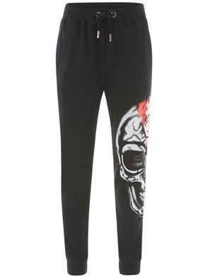PHILIPP PLEIN - BLACK PANTS