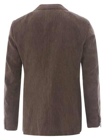 Z ZEGNA BROWN BLAZER