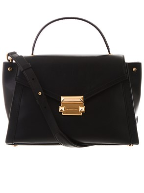 MICHAEL KORS - BORSA  M GROUP MD SATCHEL NERA