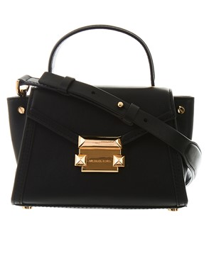 MICHAEL KORS - BORSA  M GROUP MINI MESS NERA