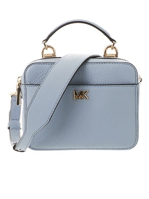 MICHAEL KORS - BORSINA CROSS MINI GTR STR AZZ