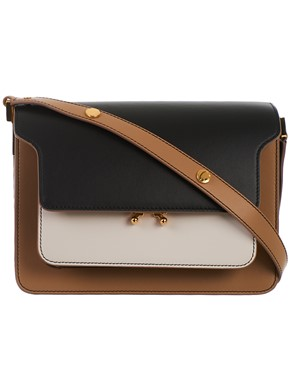 MARNI - BORSA TRUNK MULTICOLOR