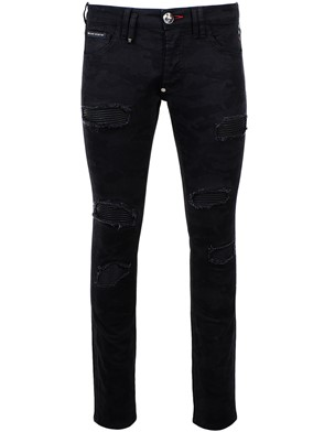 PHILIPP PLEIN - COTTON JEANS