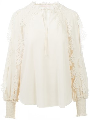SEE BY CHLOE' - POLYESTER BLOUSE