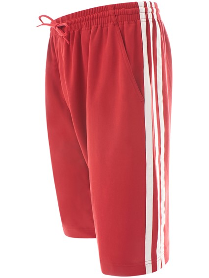 Y-3 RED M 3STP SHORTS