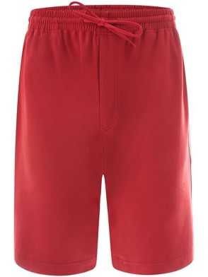 Y-3 - RED M 3STP SHORTS