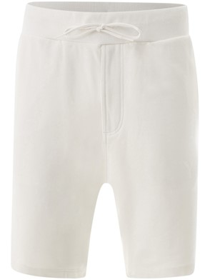 Y-3 - WHITE M CL SHORTS
