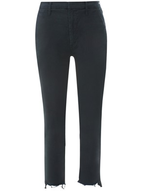 MOTHER - PANTALONE CHINO NERO